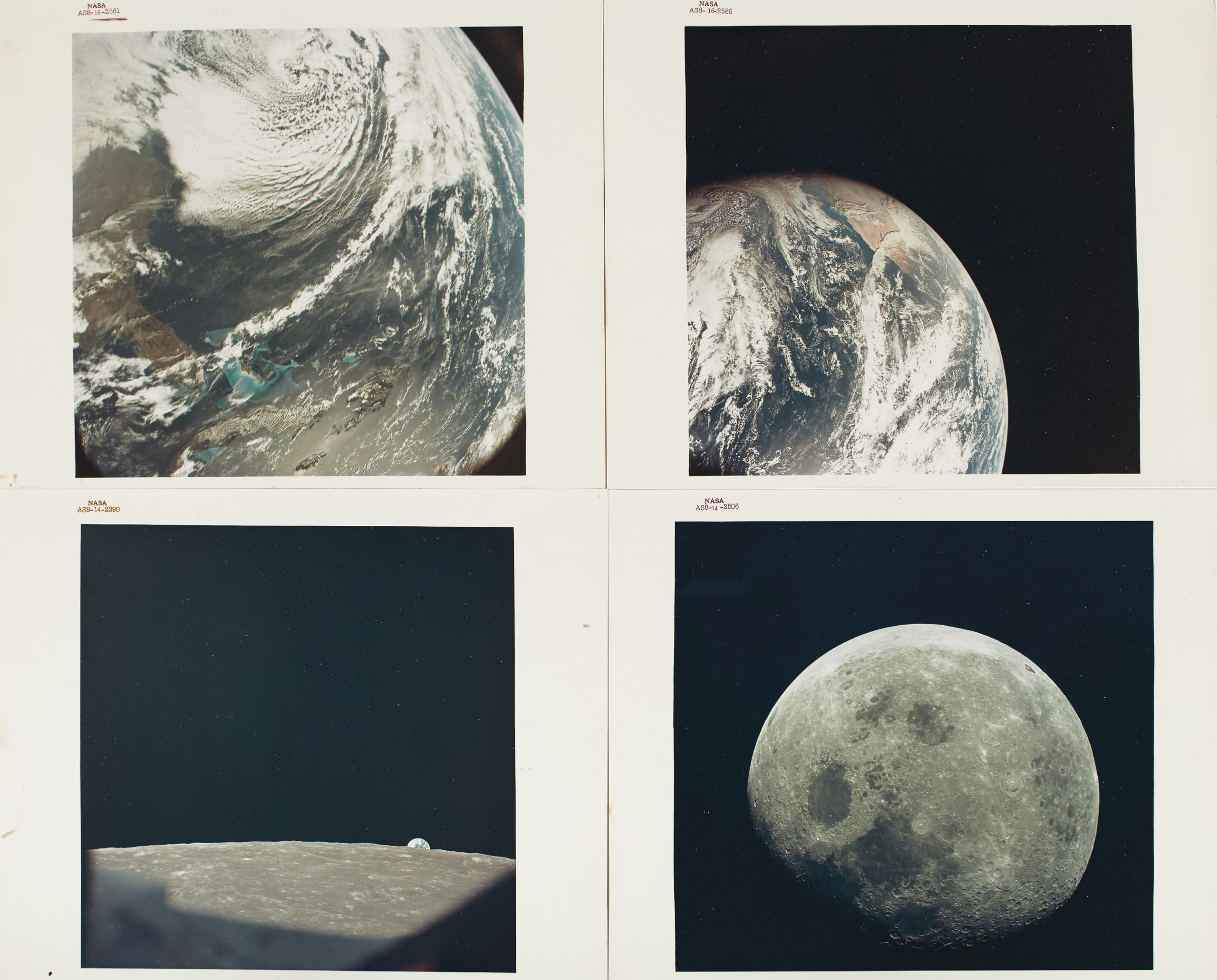 Original vintage poster OBJECT MOON SPACE EXPLORATION FLORIDA 1971